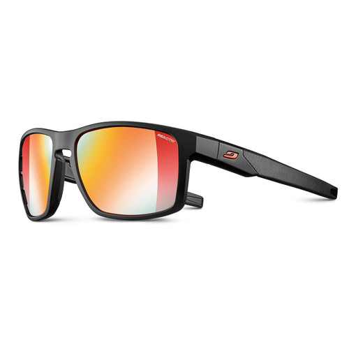 Julbo Stream Sunglasses - Black Red