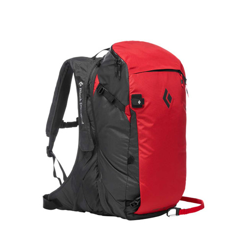 JetForce Pro 35 Avalanche Airbag Pack - Red