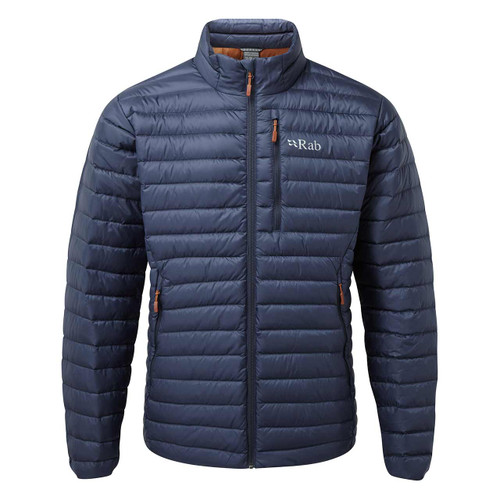 Microlight Down Jacket - Deep Ink