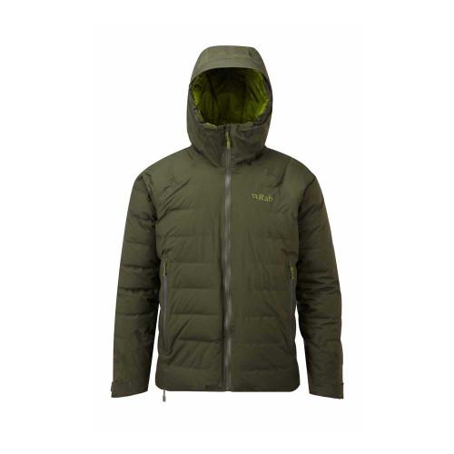 Valiance Jacket - Army