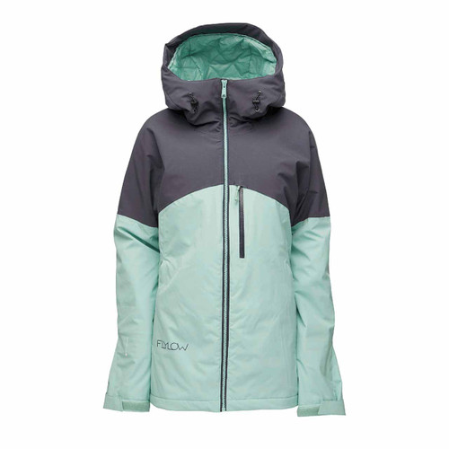 Sarah Insulated Jacket - Nightfall/Willow