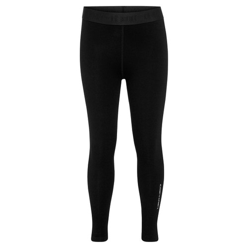 Le Bent Kids Le Base 200 Lightweight Baselayer Bottom - Black