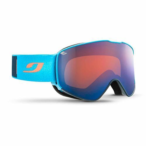 Julbo Alpha Goggles - Blue - Spectron 3 Lens