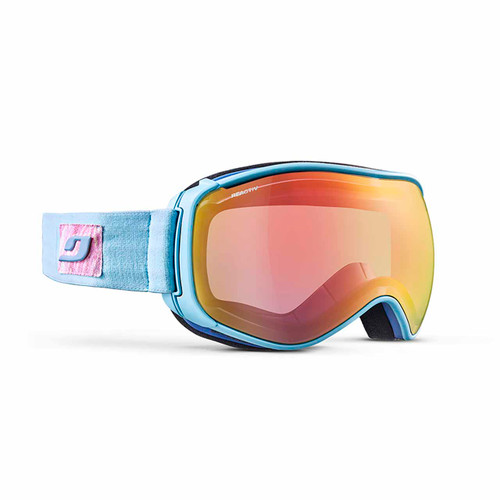 Starwind Goggle - Blue/Pink - Zebra Light Red Lens
