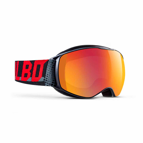 Echo Goggles - Black/Gray/Red - Spectron 3 Lens