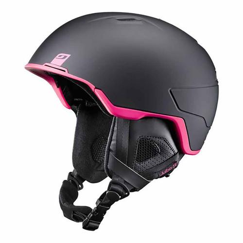 Hal Helmet - Black/Pink