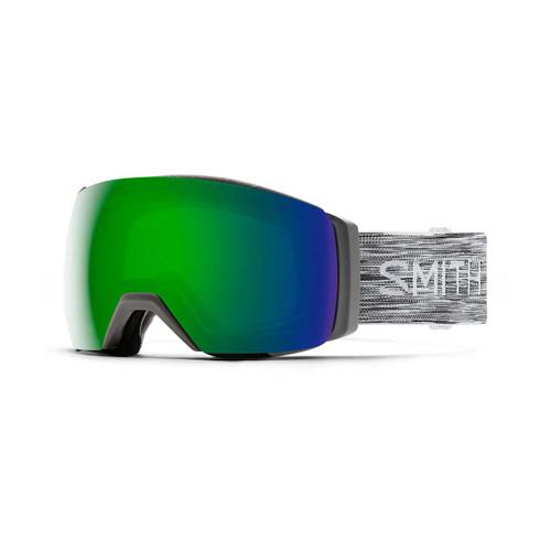 I/O XL Mag Goggles - Cloudgrey/ChromaPop Sun Green Mirror Lens
