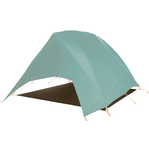 Timberline SQ 2XT Lite-Set Footprint (Rainfly and Poles Sold Separately)