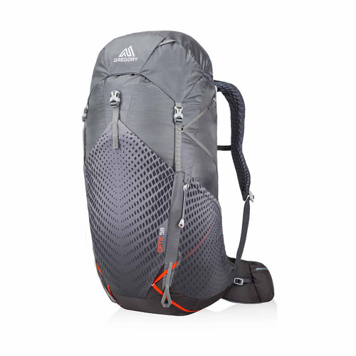 Optic 58 Men's Backpack - Lava Grey