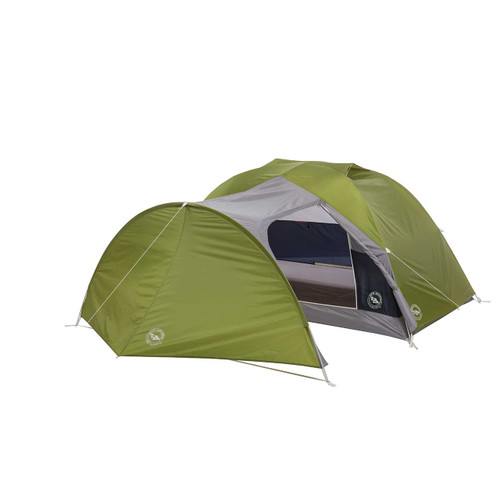 Blacktail Hotel 3 Tent - Vestibule Open