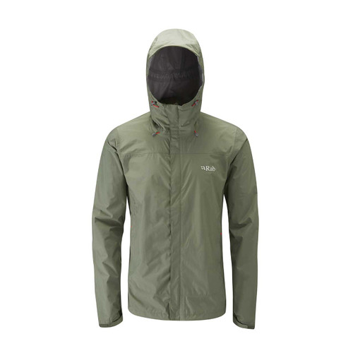 Downpour Men's Jacket - Field Green