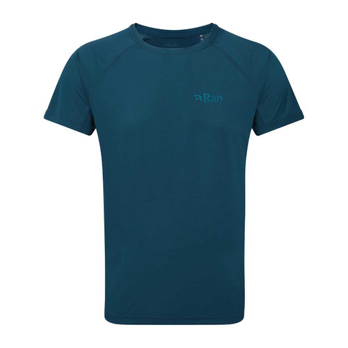 Pulse Short Sleeve Men's Tee - Ink