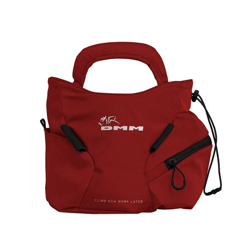 Edge Boulder Chalk Bag - Red