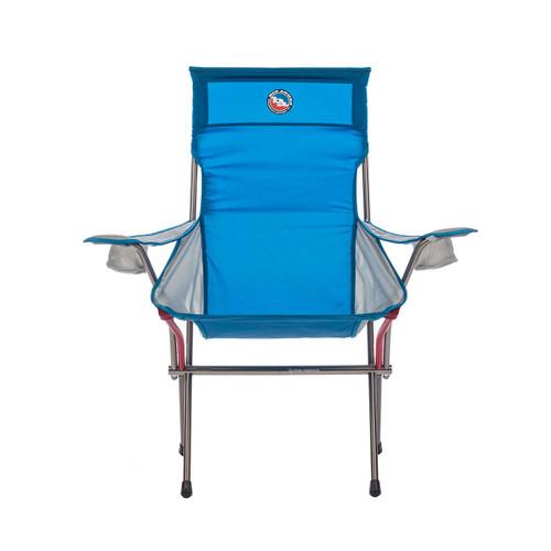 Big Six Armchair - Blue/Gray
