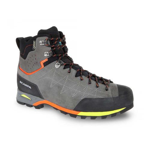 Zodiac Plus GTX Men's Hiking Boots - Shark/Orange
