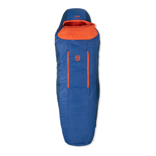 Forte 35 Men's Synthetic Sleeping Bag - Closed