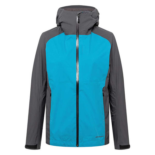 Highline Stretch Shell Jacket - Fjord/Anthracite