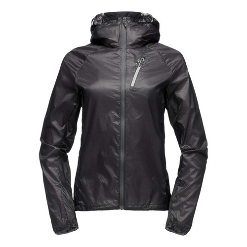 Distance Wind Shell Jacket - Black