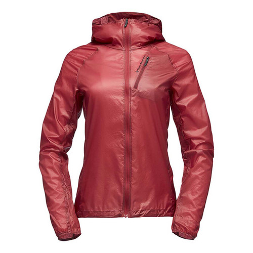 Distance Wind Shell Jacket - Wild Rose