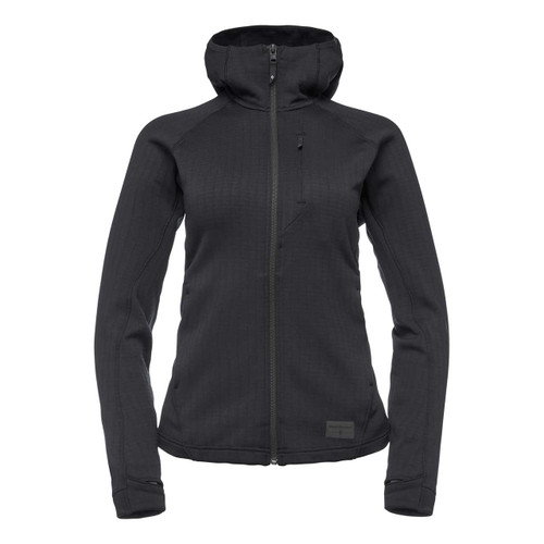 Factor Fleece Hoody - Black