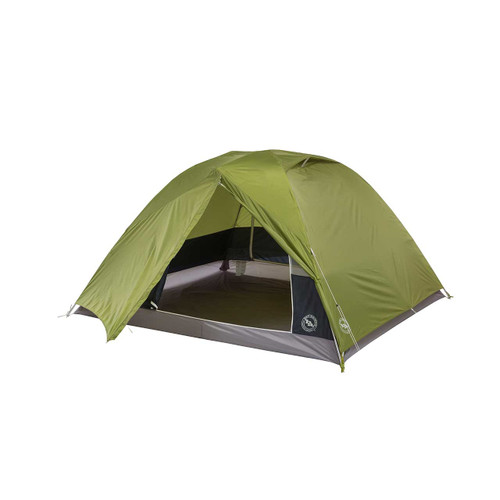 Blacktail 4 Tent - Vestibule Open