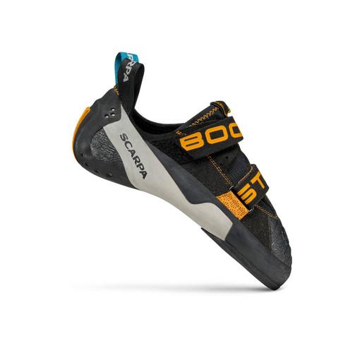 Booster Men's Climbing Shoe - Black/Orange