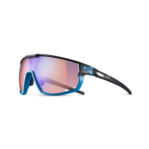 Julbo Rush Sunglasses - Blue/Black