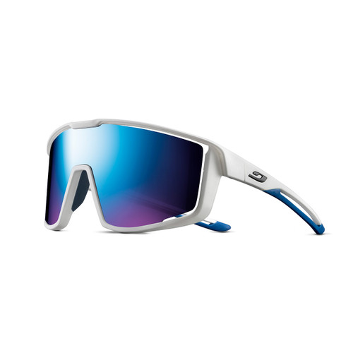 Julbo Fury Sunglasses - White/Blue