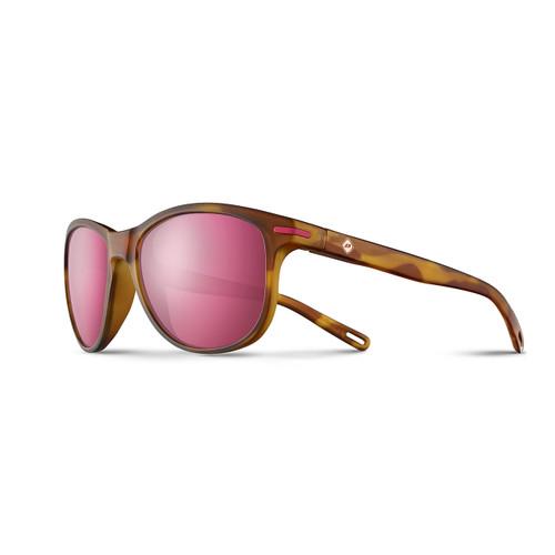 Adelaide Women's Sunglasses - Brown Tortoise/Pink