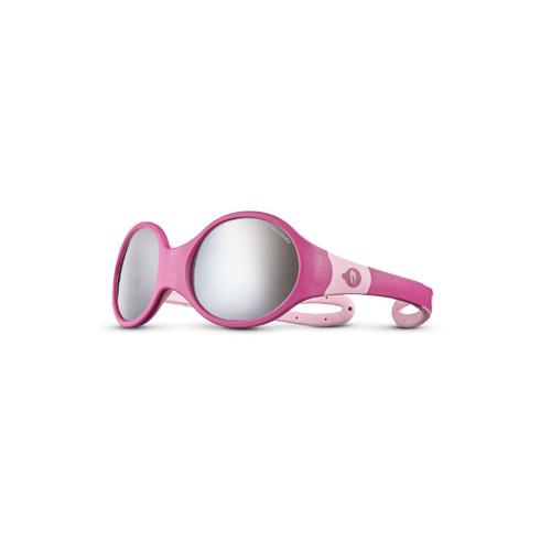 Loop L Kids' Sunglasses - Fuchsia/Pink