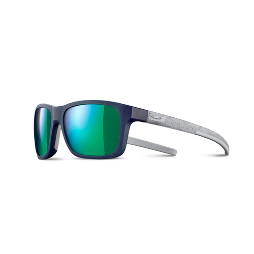 Line Kids' Sunglasses - Blue/Gray Glitter