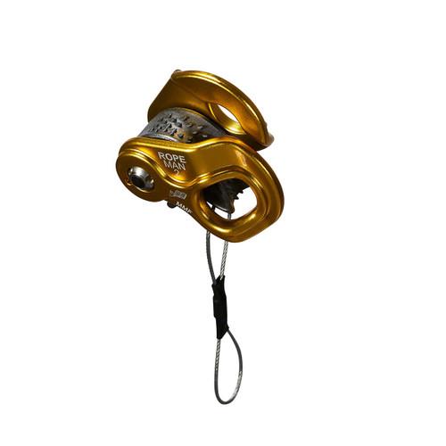 Ropeman 2 Ascender - Gold
