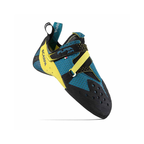Furia Air - Baltic Blue/Yellow