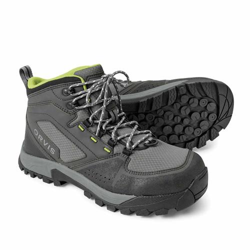Ultralight Wading Boots - Cobblestone/Citron