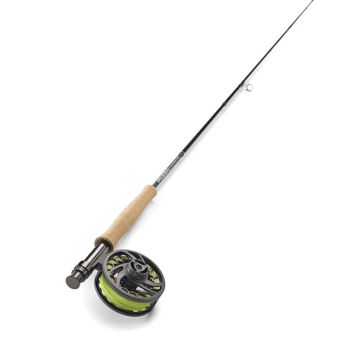 Clearwater 9' 5wt Fly Rod Outfit