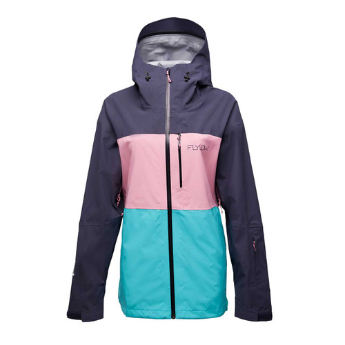 Lucy Jacket - Night/Taffy/Aqua