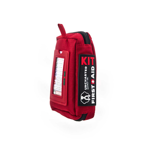 First Aid Core Kit - Side View