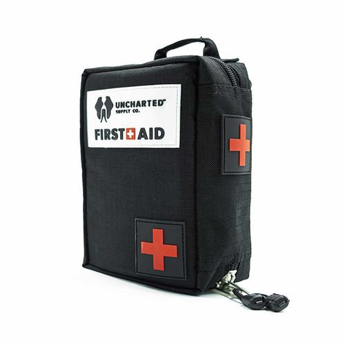 First Aid Pro Kit - Black