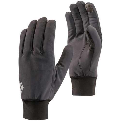 Lightweight Softshell Glove - Smoke