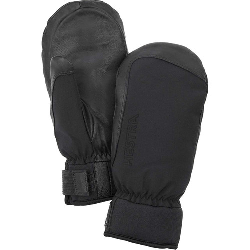 Hestra Alpine Short GORE-TEX Mitten - Black