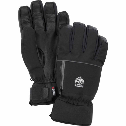Hestra CZone Pointer Short Glove - Black