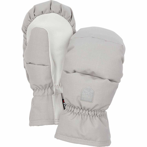 Hestra Foss Jr Mitt - Misty Grey