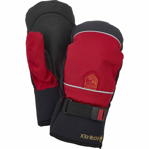 Hestra GORE-TEX Flex Jr Mitt - Red