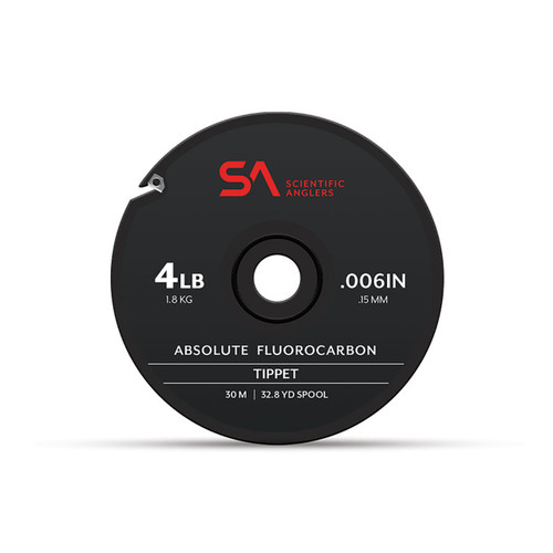 Absolute Fluorocarbon Tippet