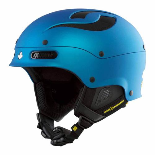 Trooper MIPS Helmet - Matte Blue Bird Metallic