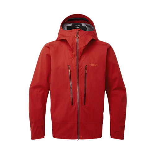 Rab Khroma Kinetic Men's Jacket - Ascent Red