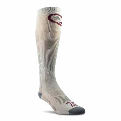 Jackson Ultralight Ski Socks - Silver