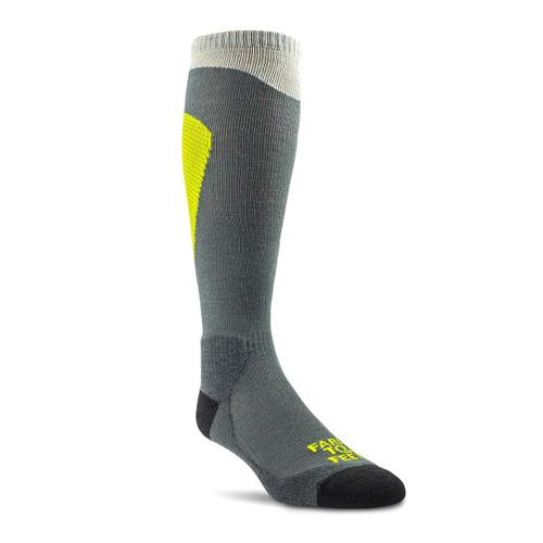 Little Cottonwood Lightweight Ski Socks - Dark Shadow