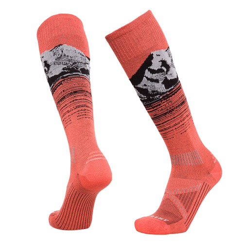 Le Bent - Elyse Saugstad Pro Model Ski Sock