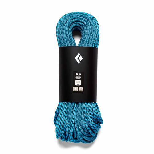 Black Diamond 9.6 Dry Bi-Pattern Climbing Rope